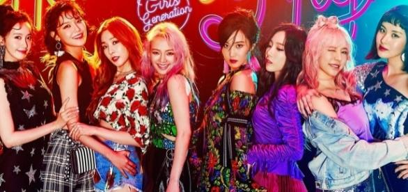 Girls' Generation (SNSD) 'Holiday Night' teaser (via Twitter - Girls' Generation)