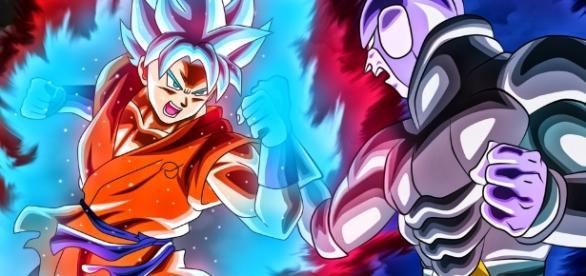 Goku e Hitto lutam unidos contra o poder de Jiren!