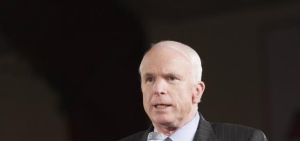 Is John McCain trying to undermine Trump? (New Hampshire Public Radio via Flikr).