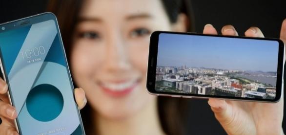 LG Q6 gets international release/Photo via LG, Flickr
