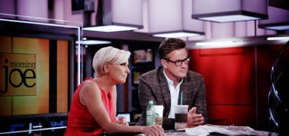 Morning Joe hosts on MSNBC (You Tube screen grab)