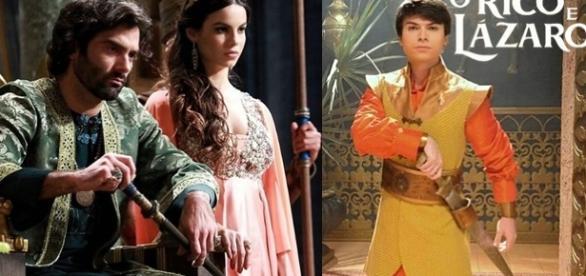 Nabonido será rei e Nitócris se tornará uma rainha poderosa como sua mãe