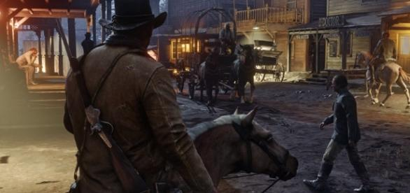 Take-Two Red Dead Redemption 2 (GameRiot/YouTube Screenshot) https://www.youtube.com/watch?v=EbB5Nerb-ko