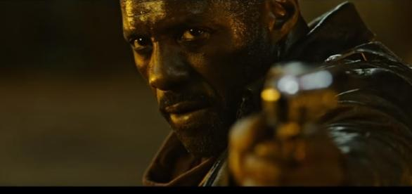 THE DARK TOWER - Idris & Taylor - cricis thumbs down - Image: Sony Pictures Entertainment | YouTube
