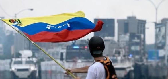 Venezuela crisis and the United States / Photo via Efecto Eco, Wikimedia Commons