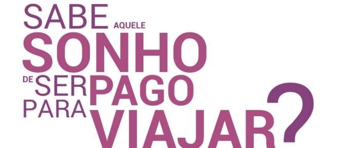 Quer viajar pelo Brasil e ganhar 100 mil reais?