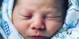 León, filho de Gabriel Gracindo e Rayana: amor e carinho dos pais e família