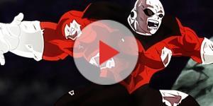 Jiren es herido por otro participante del Torneo del Poder.