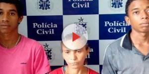 Mãe é presa suspeita de fazer 'festas' em casa para que filhas fossem estupradas(Foto: Divulgação/Polícia Civil)