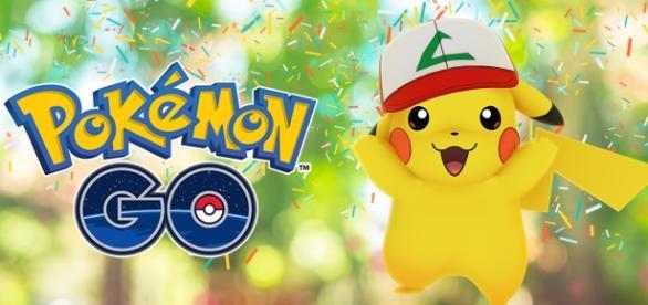 Happy Birthday, Pokémon GO! - Pokémon GO - nianticlabs.com