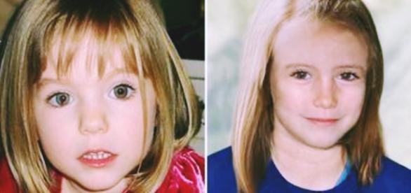 Madeleine McCann foi sequestrada e nunca mais apareceu - Google