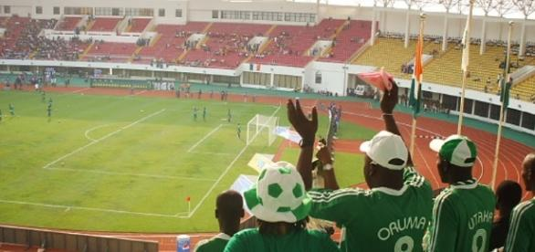 Nigerian Soccer By nova3web [CC BY-SA 2.0 , via Wikimedia Commons
