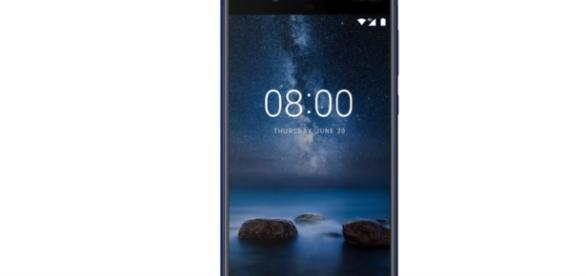 Nokia 8 - YouTube/XEETECHCARE Channel
