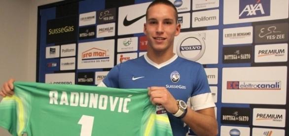 Radunovic sarà il nuovo estremo difensore della Salernitana