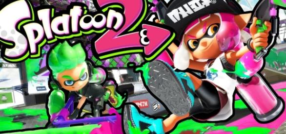 'Splatoon 2' is now available to play on the Nintendo Switch. (image source: YouTube/SwimmingBird941)