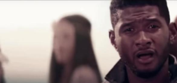 Usher faces bisexual rumors after male accuser says singer gave him an STD - (Image credit: YouTube| DJ Akademiks)