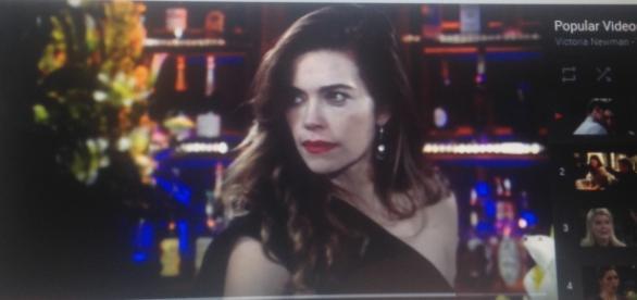 Victoria Newman — Image via YouTube/xlene91x
