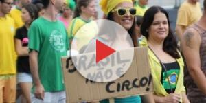 Entrevistados demonstram total insatisfação sobre os governantes do Brasil