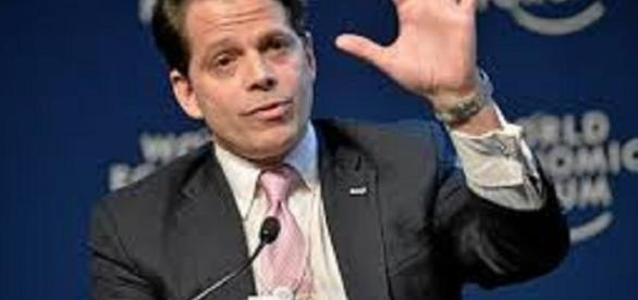 Antony Scarammuci was fired after an expletive ridden tirade/https://en.wikipedia.org/wiki/File:Anthony_Scaramucci_-_World_Economic_Forum.png