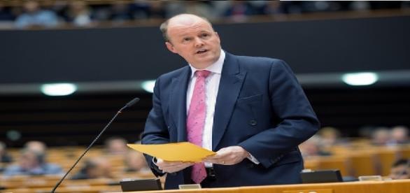 Ashley Fox MEP warns Britain will not have Single Market access post-Brexit (European Parliament via Flikr).