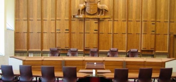 High Court of Australia John O' Neill via Wikimedia Commons