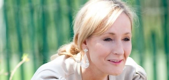 J.K Rowling Daniel Ogren via Flickr