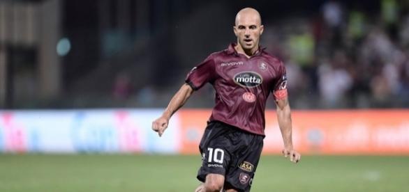 Salernitana: Alessandro Rosina, seconda stagione in granata