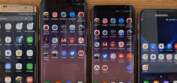 Samsung Galaxy S8 S7 prezzi migliori. Autore:TechLineHD