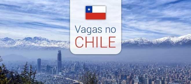 Chile está com mais de 45 mil vagas de trabalho abertas