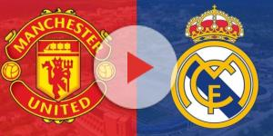 Real Madrid e Manchester United disputam a Supertaça Europeia 2017/18