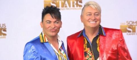 Das Sommerhaus der Stars 2017: Matthias Mangiapane (l) und Hubert Fella ... - rtl.de