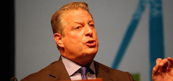 Al Gore (Corey Baker wikimedia commons)