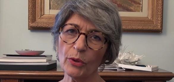 Anna Finocchiaro, ministra per i Rapporti con il Parlamento