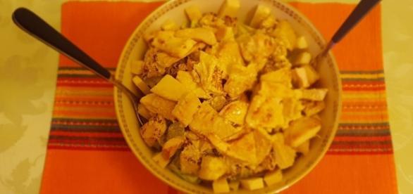 Caesar Salad a modo mio (foto originale)