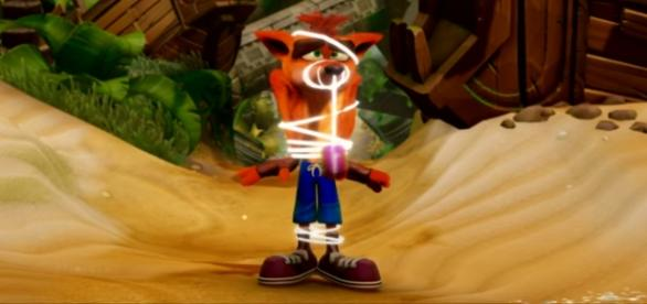 Crash Bandicoot N. Sane Trilogy - PS4 Gameplay Launch Trailer | E3 2017 - YouTube/PlayStation