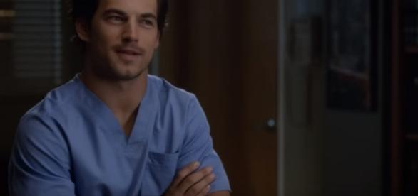 'Grey's Anatomy' Andrew DeLuca [Image via ABC official YouTube channel screenshot]