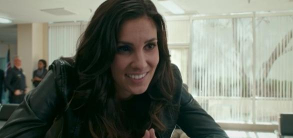 Kensi (Daniela Ruah) for 'NCIS: LA.' - Photo via screencap, 'NCIS: LA'/CBS