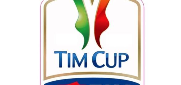 Lo stemma della Tim Cup 2017/18