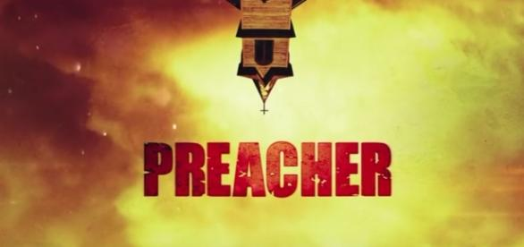 Preacher logo youtube screenshot at: https://youtu.be/UNgI2sRzr8I youtube channel AMC