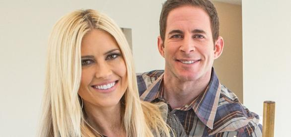 Tarek and Christina El Moussa team up for a new show - Image via Moussa photos on Flickr