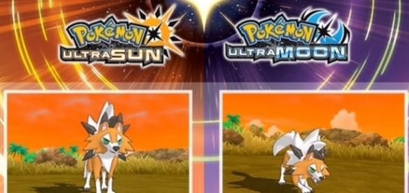 The Pokemon Company has announced a new form for Lycanroc in 'Pokemon Ultra Sun and Ultra Moon' -- GameXplain / YouTube