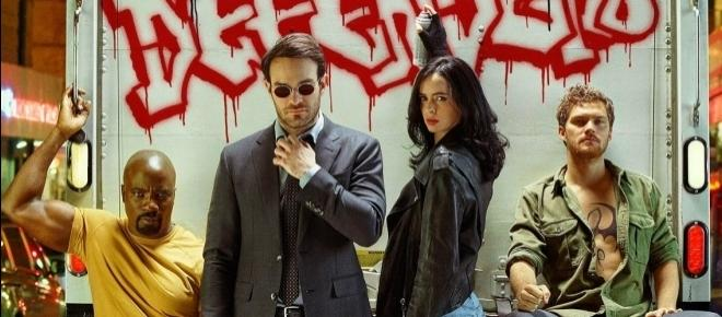 Marvel´s The Defenders - Serienkritik