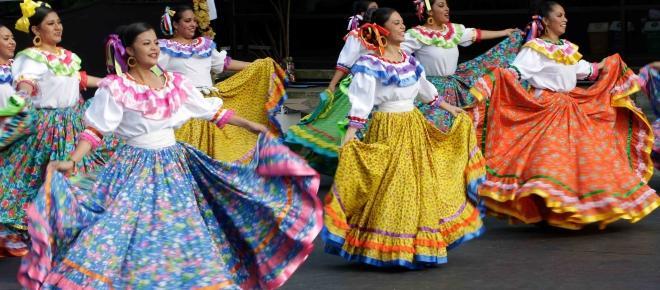 No has visto México si no conoces el ballet folklórico