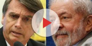 Jair Bolsonaro e Lula são os mais cotados