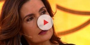 Fátima Bernardes se comoveu ao conhecer o drama de saúde de Emílio Zagaia, ex-BBB convidado do 'Encontro'