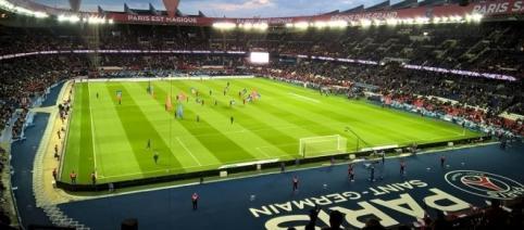 Ligue 1 France, PSG X Monaco | https://tinyurl.com/yd4n8fyv