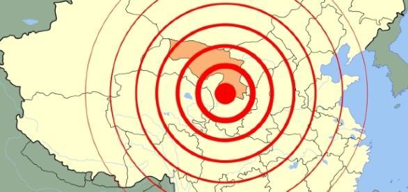 A map of 1920 Gansu earthquake - PhiLiP | Wikimedia.org