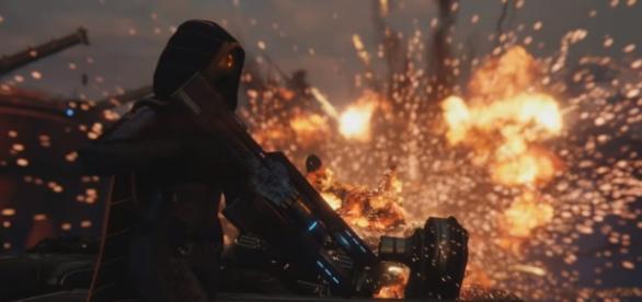 Destiny 2 - Coldheart Exotic Pre-Order Trailer - YouTube/Destiny