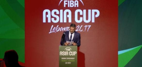 FIBA Asia Cup 2017 - Draw Ceremony Image - Re-Live FIBA | YouTune
