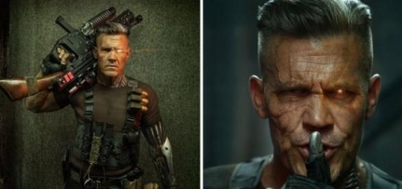 First look at Josh Brolin as Cable -- 20th Century FOX - IGN | YouTube